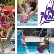 Walnut Creek Aquanut Synchro Swimmers Go International This Summer!