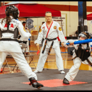 Owings Features All Levels in Taekwondo Tournament, Nov. 4th