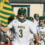 ONE for the Road. Seniors Lead San Ramon Valley To First Lacrosse Section Title