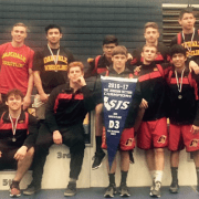 No One Horse Town for Oakdale High School Wrestlers