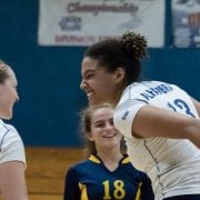 Alhambra Volleyball's Sterling Example