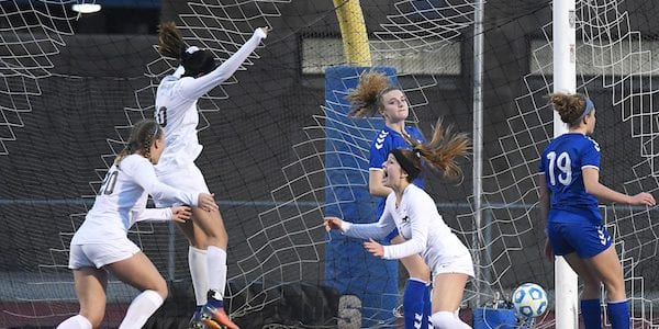 Monte Vista Soccer: Mustang Girls Repeat In Chaotic Fashion