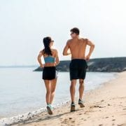 How to Avoid Foot or Ankle Injuries While Running on the Beach