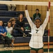 Sacred Heart Cathedral: Irish Volleyball Not Waiting On Luck