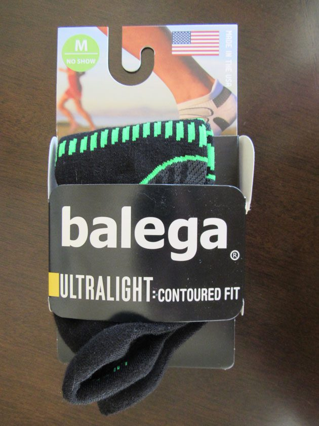 purchasing the right pair of running socks is key.