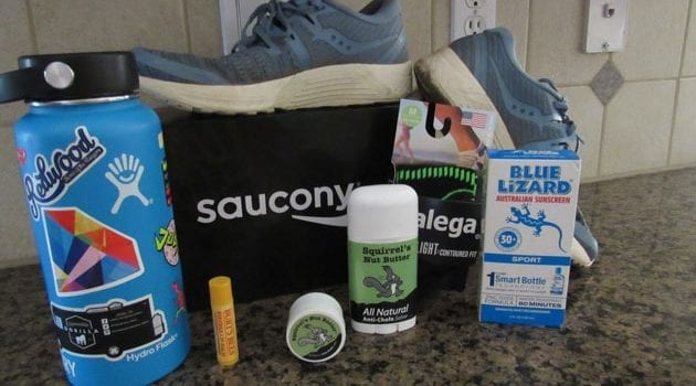 Shoes, Water and… What's in a Cross Country Runners Bag?