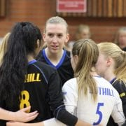 Foothill Volleyball: A Mix Of Grit & Grayce