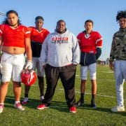 Kennedy Football: It's About Getting To Friday