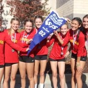 St. Francis XC Wins Fourth Straight Section Title