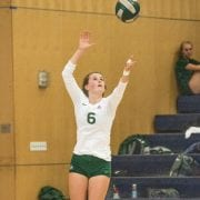 Alden Standley, Sacred Heart, Volleyball SportStar of the Week!