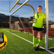 Maddy Goldberg: Foothill Soccer GK Is Keeping It 100