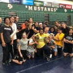Mustang Wrestling Camps Girls Camp