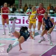Volleyball Footwork: Lets Take the Next Step Together