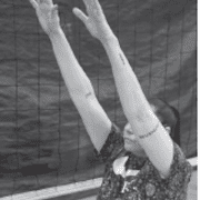 """Lindsey Berg's Volleyball Keys to More Accurate Setting Using the """"W"""""""