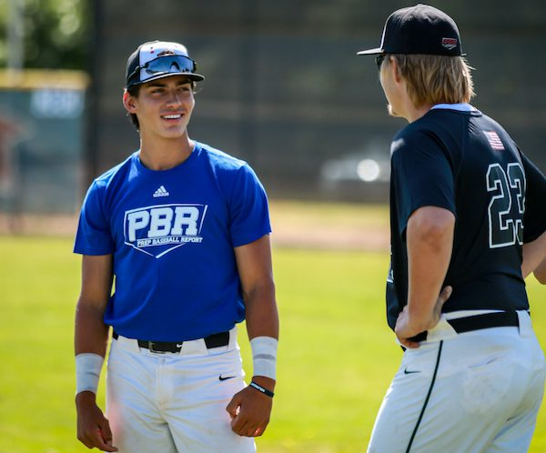 Prep Baseball Report, Showcase, Lincoln High School