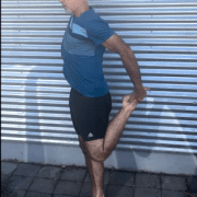 Pre-Run Stretch Get You Ready To Run