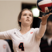 """Lindsey Berg's Volleyball Drills to Improve """"Touch"""""""