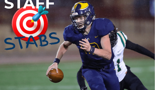 2021 Early Football Predictions | Staff Stabs: Ike Dodson