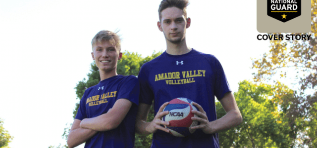 Amador Valley Boys Volleyball | Dons Ready For A Last Stand