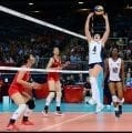 Lindsey Berg Benchmarks For Good Volleyball Setting Touch