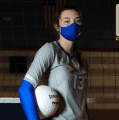 Rally Time   Kennedy Crane, Sac-Joaquin Volleyball Stars Face Reality, Stay Hopeful