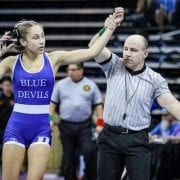 SV Scuffle High School Girls Wrestling Loaded with State Medalists