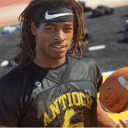 Najee Harris Goes 24th Overall, Adds To Antioch NFL Legacy