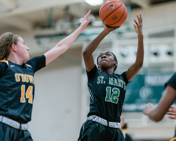 NorCal Girls Basketball Rankings, Tai Sherman, St. Mary's