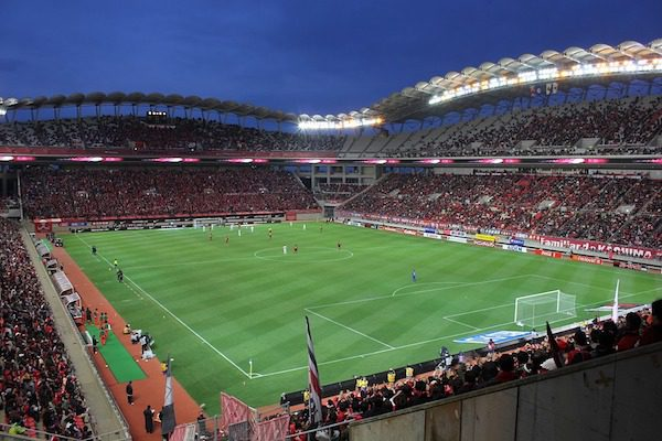 Soccer fans are starting to fill stadiums in the US