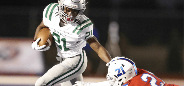 Lu-Magia Hearns | SportStars' NorCal Football Player Of The Year