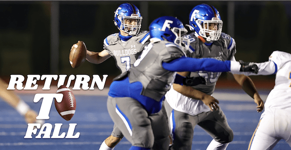 Folsom's Newest Dynamic Duo   RETURN TO FALL Football Preview Series No. 4