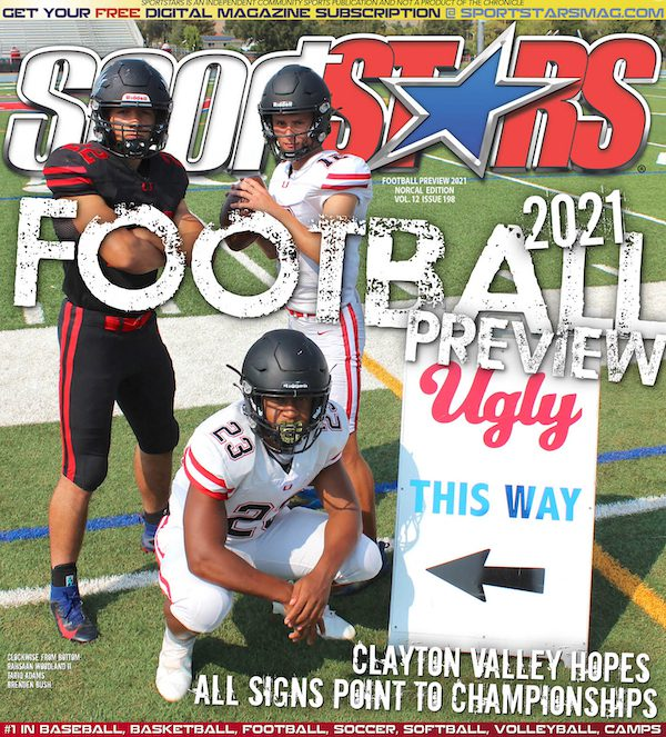 SportStars, NorCal Football Preview, Clayton Valley