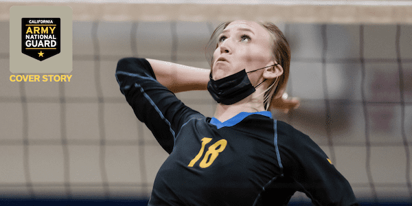 Foothill Volleyball   COVER STORY: Footloose Falcons