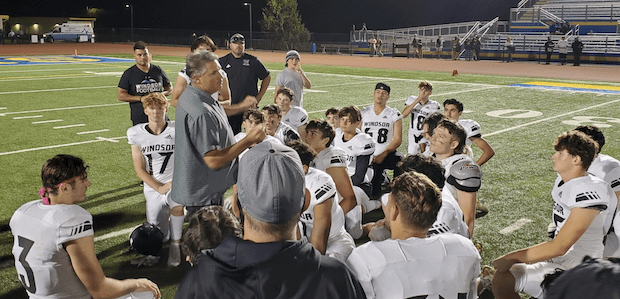 Pushing Passion   Windsor Football Has Bought In